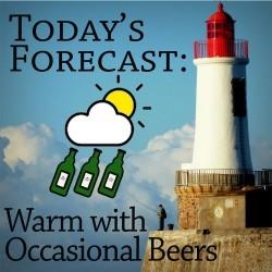 Ansichtkaart Today's ... Beer
