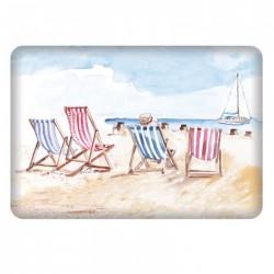 Magneet Coastal Range strandstoelen 8 cm