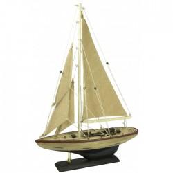 Segelboot old look