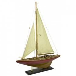 Zeilboot old look