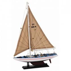 Segelboot Racing