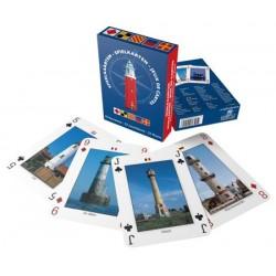 Spielkarten Leuchtturm