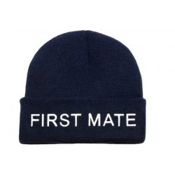 Beanie Navy - First Mate