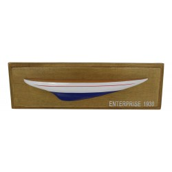 Endeavour 1930 - half model - wit