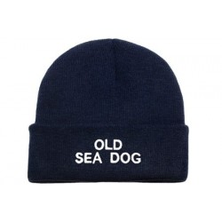 Beanie Navy - Old Sea Dog
