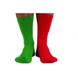 Socken - Rot/Grün - Port & Starboard