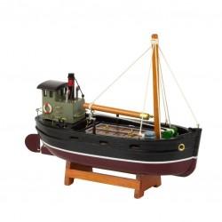 Navire cargo à vapeur Clyde Puffer