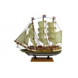 Tallship Amsterdam - 16 cm