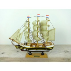 Tallship Amsterdam - 24 cm