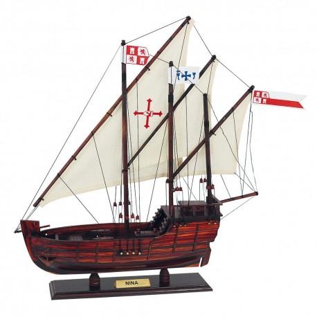 Zeilboot Nina
