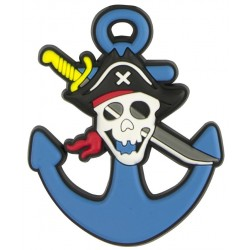 Magnet pirate anker rubber