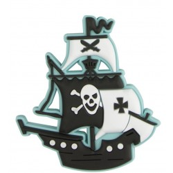 Magnet Piratenschiff Gummi