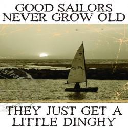 Carte postale Salty Saying - Good sailors...