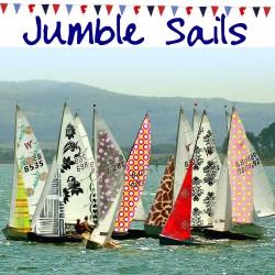 Carte postale Dressed all Over - Jumble Sails