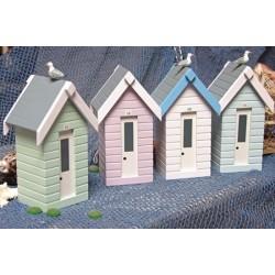 Spardose Strand Haus - 16 cm