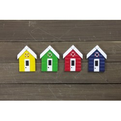 Magnet Beach House (4 assorted)