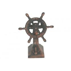 Sharpener steering wheel