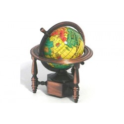 Taille-crayon globe
