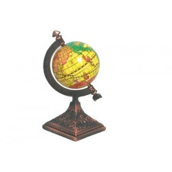 Spitzer Globus