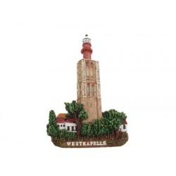 Magnet Leuchtturm Westkapelle