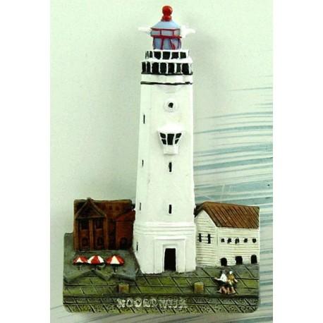 Magnet Leuchtturm Noordwijk
