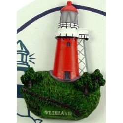 Aimant phare Vlieland