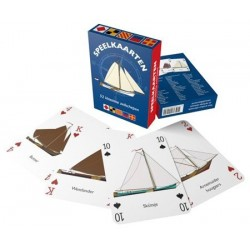 Playing cards Classic boats (last pieces)