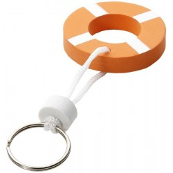 Keychain floating lifebuoy