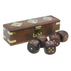 Dice set of 5