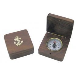 Kompas in kistje