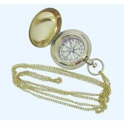 Kompass mit Kette