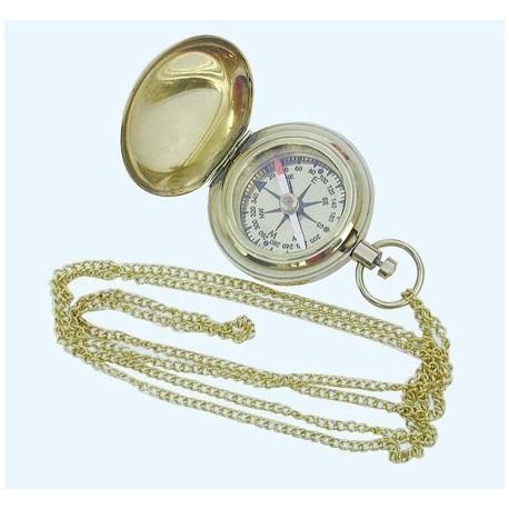 Kompas met ketting