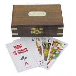 Tarot-Kartenspiel in Box