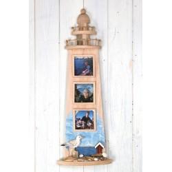 Leuchtturm Foto Frame - 60 cm