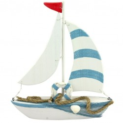 Zeilboot decor