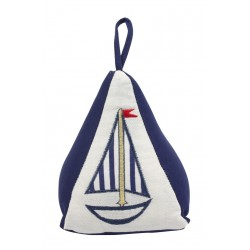 Türstopper  Segelboot Pyramide