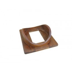 Wooden stand for divers helmet F/S-1170