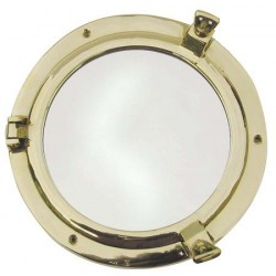 Mirror porthole