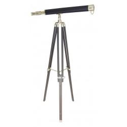 Teleskop Leder auf Stativ 10x