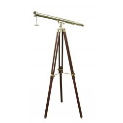 Teleskop auf Stativ 10x