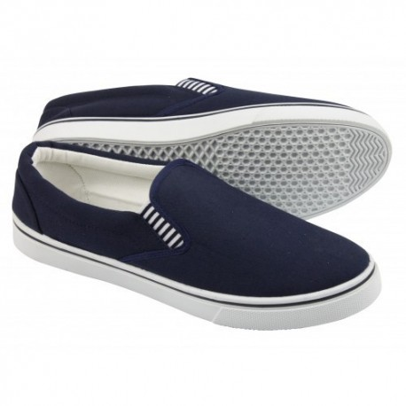 Yachtmaster - Slip-on Canvas Schuh