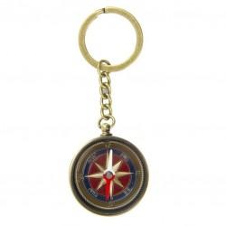 Sleutelhanger kompas