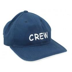 Cap - Crew - blauw