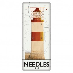 Magnet British Isles lighthouses  12 x 5 cm