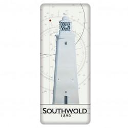 Magnet Britischen Inseln Leuchttürme 12 x 5 cm