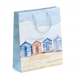 Giftbag Coastal Range beach houses 26 x 33 cm
