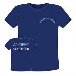 T-shirt Navy - Ancient Mariner