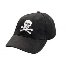 Baseball cap piraat