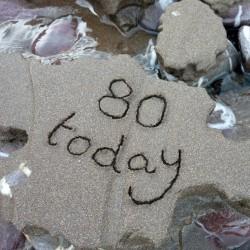 Ansichtkaart 70 Today - Sand