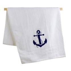 Handdoek anker
